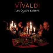 Album DVD Vivaldi Les quatre saisons, Paul Rouger