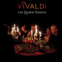 Album DVD Vivaldi Les quatre saisons, Paul Rouger