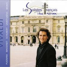 Album VIVALDI Les quatre saisons CD