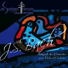 Album BACH Intégrale des concertos pour violon